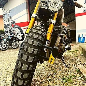 KRYPTONITE - Antivol Moto Scooter U 85x310mm Intouchable 310 - SRA - Antivol Moto Scooter Résistant et Fiable - Acier Trempé Inoxydable