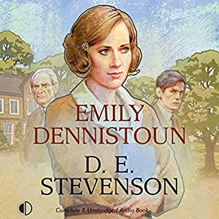 Emily Dennistoun audiobook cover art