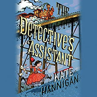 The Detective's Assistant audiobook cover art