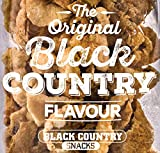 1kg Black Country Double Cooked Pork Scratchings (Crackling)