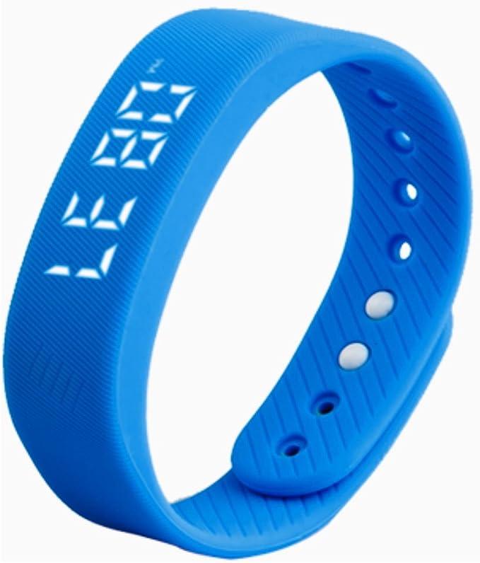 Feifuns Smart Wristband Pedometer Watch