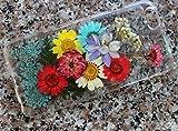 Coque de téléphone pour Samsung Note 4 avec fleurs séchées - Pour femme
