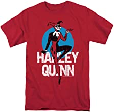 Batman: The Animated Series Harley Quinn T Shirt & Stickers