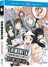 Shimoneta: A Boring World Where the Concept of Dirty Jokes Doesn't Exist - The Complete Series