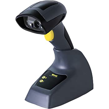 Wasp Wws750 Wireless 2D Barcode Scanner with Base