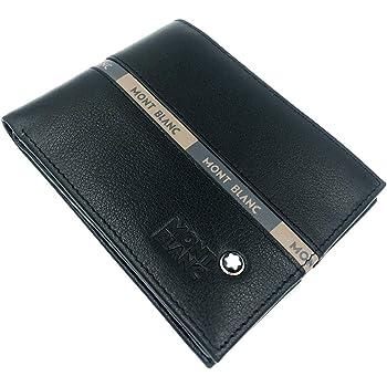 МОNTВLАNC Men's Wallet Fashion Leather Folding Wallet