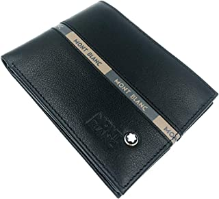 Men's Wallet Fashion Leather Folding Wallet