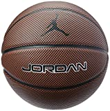 Nike Jordan Legacy 8P Pelota, Unisex Adulto, Amber/Bla, 7