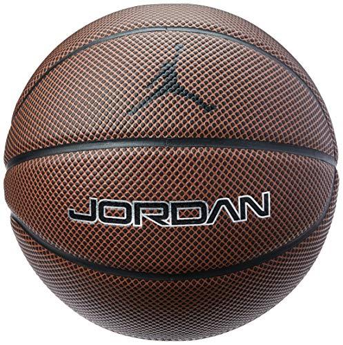 Nike Jordan Legacy 8P Balle Unisexe pour Adulte, Amber/Bla, 7