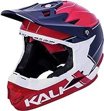 Kali Protectives Zoka Full-Face Helmet Switchback GLS Red/White/Blue, M