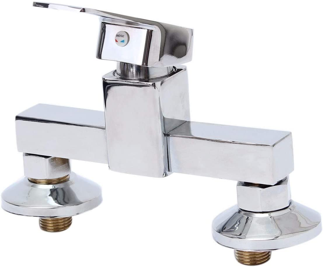 WOAIX Bathroom Shower Valve Hot Cold Wal Tap Copper online shopping 2021 new Mixer Faucet