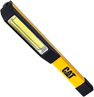 Cat CT1000 Pocket COB LED Flood Beam Pocket Work Light, Black/Yellow