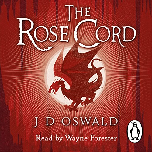 The Rose Cord audiobook cover art