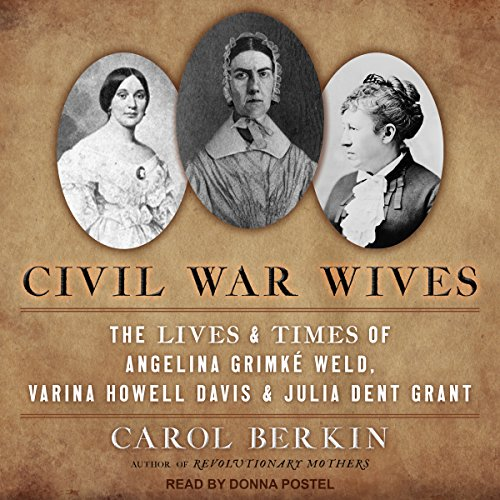 Civil War Wives cover art