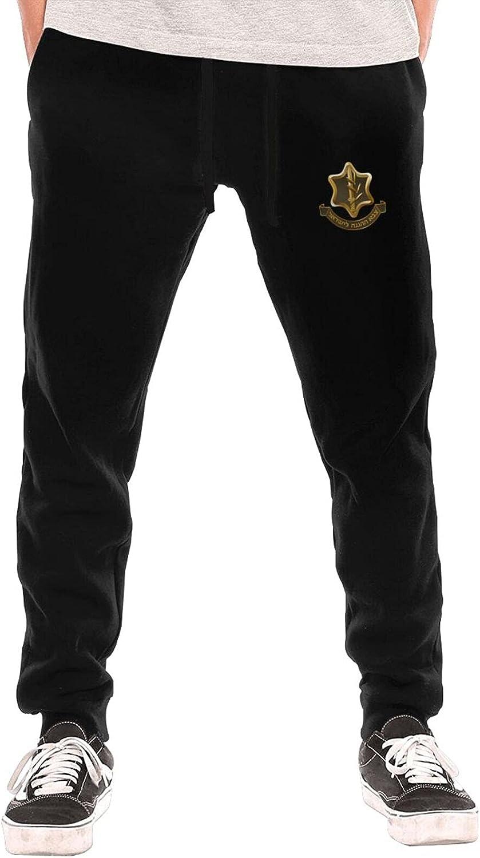 Bpauuiq Fashion Special sale item Men's Sweatpants with Fleece Open Bottom cheap Pockets