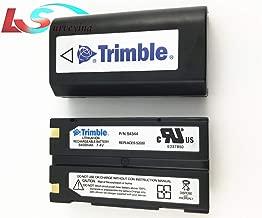 New 2PCS 3400mAh/7.4V Lithium-Ion Battery 54344 for Trimble 5700 5800 R8 R7