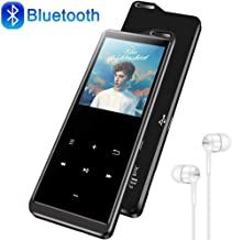 Best good mp3 players with bluetooth Reviews