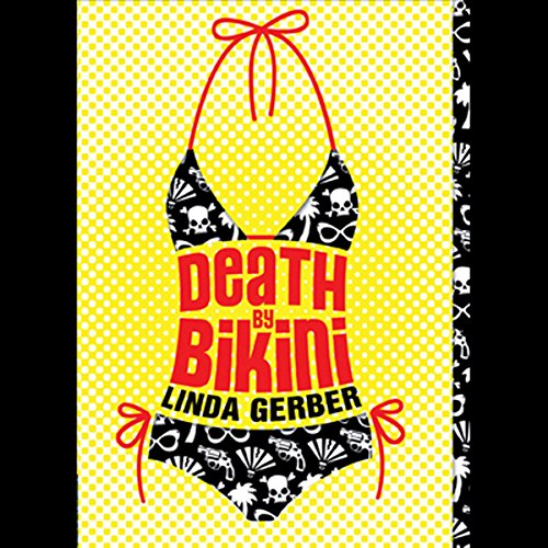 Death by Bikini audiobook cover art