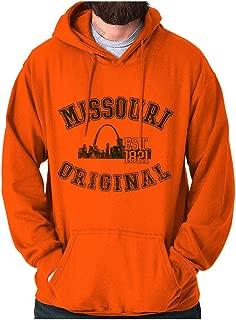 Missouri Original Brand Souvenir Classic MO Hoodie