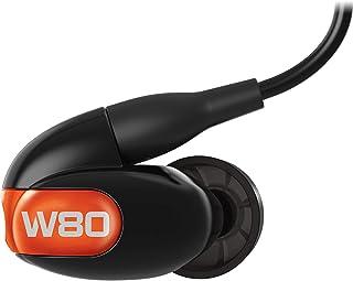 Westone W80 - Auriculares de Ocho Controladores con Audio ALO y Cables Bluetooth de Alta resolución Gen 2, Color Negro (WST-W80-2019)