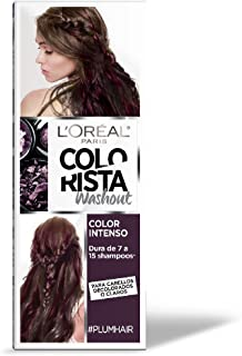 Tinte para cabello temporal color Plum Colorista L'Oréal Paris