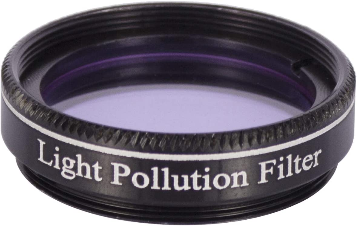 Gosky 1.25 Inch Light Fashion Filter for Pollution Max 48% OFF Telescope