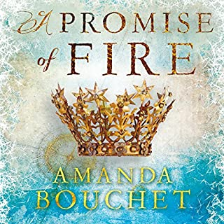 A Promise of Fire                   By:                                                                                                                                 Amanda Bouchet                               Narrated by:                                                                                                                                 Lucy Scott                      Length: 13 hrs and 7 mins     134 ratings     Overall 3.9