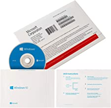 Windows 10 Home 64 Bit DVD OEM - Home License -