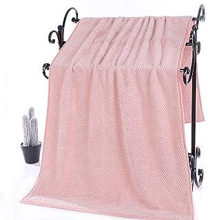 GUAN A Casa di Assorbimento d'Acqua al Giorno, l'asciugamano di Due Pezzi dello Stesso Colore del Cristallo di Neve di Cashmere La Rete Super Flessibile.