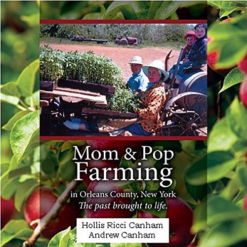 Mom & Pop Farming in Orleans County, New York audiobook cover art