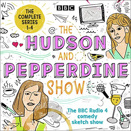 The Hudson and Pepperdine Show: The Complete Series 1-4 cover art