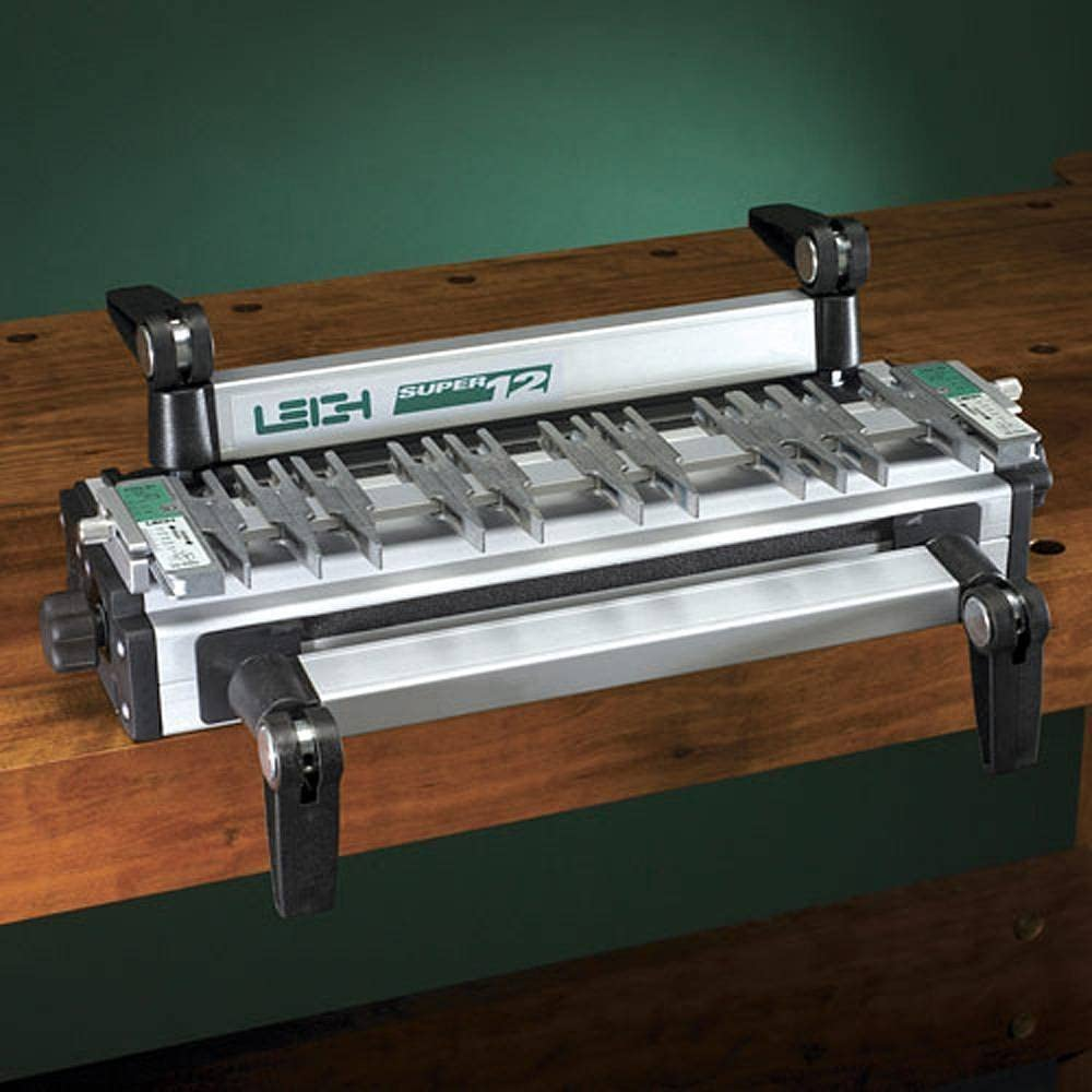 Leigh Super 12 Ranking Bombing new work TOP4 Dovetail in Jig