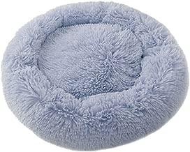 ❤️Jonerytime❤️Dog Round Cat Winter Warm Sleeping Bag Long Plush Soft Pet Bed Calming Bed S/M/L