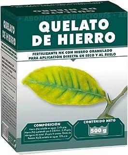 comprar comparacion Quelato de hierro 500 gr - Fertilizante