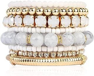 Best stacking gold bracelets Reviews