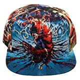 The Flash Flashpoint Sublimated All Over Print Snapback