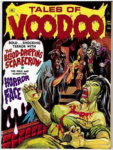 Tales of Voodoo #25 (Vol 6 No 1) - Eerie Publications 1973