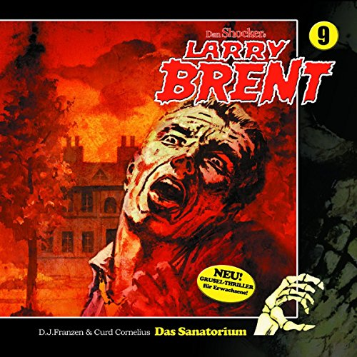 Das Sanatorium     Larry-Brent-Hörbuch 9              By:                                                                                                                                 D. J. Franzen,                                                                                        Curd Cornelius                               Narrated by:                                                                                                                                 Wolfgang Rüter,                                                                                        Tilo Schmitz                      Length: 2 hrs and 25 mins     Not rated yet     Overall 0.0