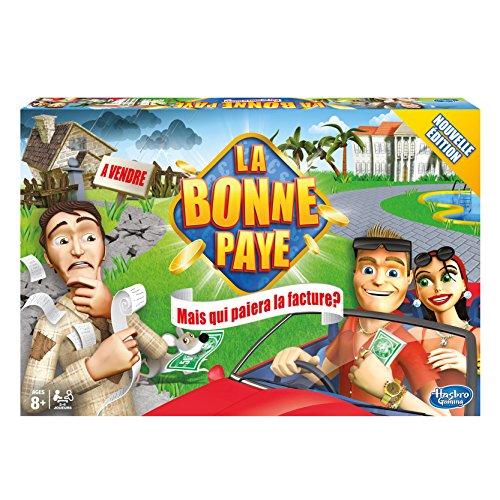 La Bonne Paye – Jeu de societe familial - Jeu de plateau...