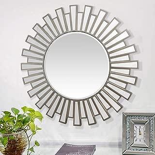 Best antiqued mirror round Reviews