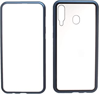 Magnatic Back Cover For Mobile Phone Samsung Galaxy M30 - Blue