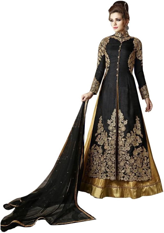 Bollywood Festival Collection Gown Anarkali Salwar Suit Ceremony Punjabi 325