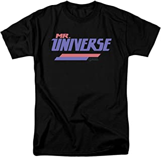 Steven Universe Mr. Universe Cartoon Network T Shirt & Stickers