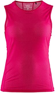 Craft Womens Cool Mesh Superlight Sleeveless Skiing Cycling Base Layer Shirt