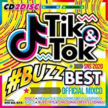 TIK&TOK -2020 SNS BUZZ BEST- OFFICIAL MIXCD