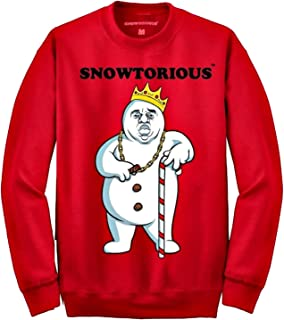 biggie christmas sweater
