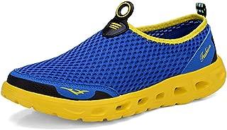 YIRUIYA Men's Mesh Sneakers Ultra Lightweight Breathable Sport Walking Shoes