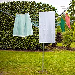 The Best 5 Rotary Washing Lines of 2019 - Help With The Washing
