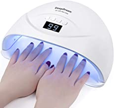 DeepDream 84w Gel Nail Lamp UV LED Dryer Curing Lamps Light Fingernail & Toenail Polish Art Professional