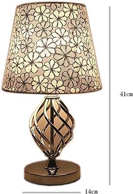 Lampe de table créative pour lit à lit simple lampe LED
